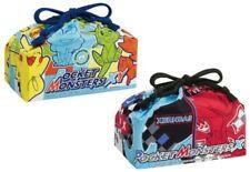 Pokemon XY Pokemon 2-Pack Set Bento Bag KB 7 W Skater NEW  Made in JAPAN F/S