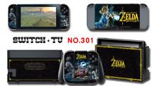 Nintendo Switch Console Joy-Con Skin Sticker Cover #301 Zelda a AN11