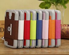 PU Leather Case Cover Stand Samsung galaxy Mega 6.3  i9200 Free Screen protector