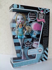 lagoona blue monster high figlia fille daughter mostro mare sea doll W2822 N2851