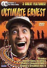ULTIMATE ERNEST NEW DVD