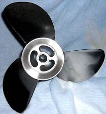 Volvo Penta F9 Duo Prop Stainless Steel Rear Propeller 3851479 For DPS Drive