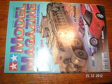 Tamiya Model Magazine n°52 Drachenwagen Famo & Sd.Ah.116 BMW Z8 Ferrari 360