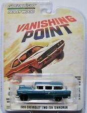 "1955 Chevrolet Two-Ten Townsman   ""Vanishing Point""  / Greenlight Hollywood 1:64"