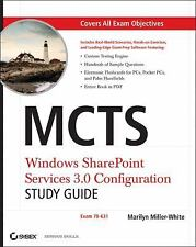 MCTS Windows SharePoint Services 3.0 Configuration Study Gui