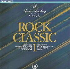 THE LONDON SYMPHONY ORCHESTRA : ROCK CLASSIC 1 / CD