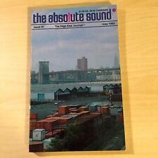 The Absolute Sound Volume 18 Issue 87, 1993 TAS QUAD Speaker Krell MD-10 Review