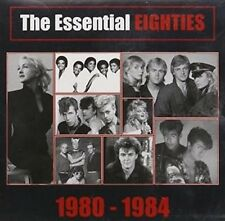 THE ESSENTIAL EIGHTIES 1980-1984 2CD NEW 80's Mi-Sex Bucks Fizz Haircut 100
