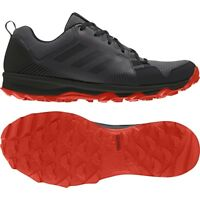 adidas Terrex Tracerocker Black Red S80900 Outdoor Hiking Shoes Size UK 8 - 11