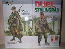 DRAGON WWII GERMAN ARMY MAJOR KATER RUSSIAN MISHA SNIPER DUEL IN STALINGRAD MIB