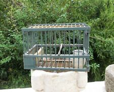Provence art populaire cage ancienne appelant chasse
