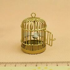Doll house Bird Cage 1:12 scale