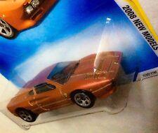 Hot Wheels #38 Ferrari GTO Satin Copper Burnt Orange Finish 2008 New Models