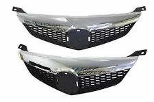 MAZDA 6 SEDAN/HATCHBACK GG  8/2005-11/2007 GRILLE BLACK & CHROME