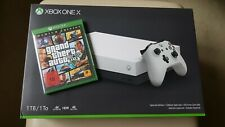 Microsoft Xbox One X Special Edition 1TB + GTA V 5, inkl. Rechnung, NEU & OVP