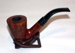 Beautiful Vintage James Upshall Tilshead Estate Pipe - Hand Made in England