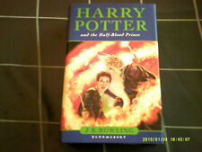 HARRY POTTER and the Half-blood Prince HC, DJ, 1st edition, 1st print