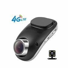 4G Hd 1080P Wifi Car Dvr Recorder Camera Hidden Dual Lens Night Vision Dash Cam