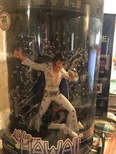 "👋L👀K: Elvis 🕺🏻 Presley ""Aloha From Hawaii""Action Figure TCB Doll X-Toys 2000"