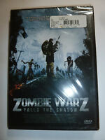 Zombie Warz: Falls the Shadow DVD action horror movie post apocalypse 2011 NEW!