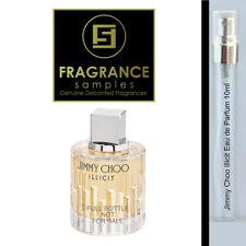 10ml Glass *Jumbo SAMPLE*180 sprays of  illicit Jimmy Choo-Eau-de-Parfum Perfume