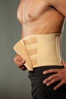 Hochwertige Rückenbandage aus Neopren, Rückenstütze, Nierengurt, Lumbalbandage