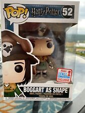 Funko Pop! Harry Potter Boggart as Snape #52 2017 Fall Convention EXCLUSIVE