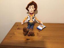 Disney Toy Story Woody Plush Doll New