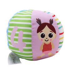 Baby Animal Ball Soft Stuffed Balls Kids Rattles Body Building Ball Jian
