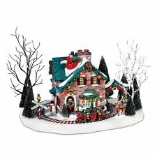 Department 56 Christmas Lane Santa's Wonderland House