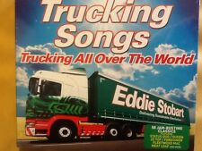 TRUCKING. SONGS.  3 CDs.   Trucking All Over the. World.