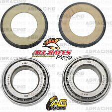 All Balls Steering Headstock Stem Bearing Kit For Suzuki RM 125 1989-1990 89-90