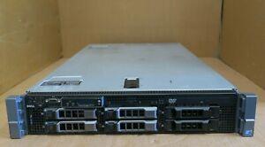 Dell PowerEdge R710 2 x Intel Quad-Core XEON E5620 2.40GHz 32GB RAID 2U Server