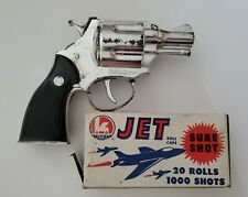 1965 Kusan Jet Toy Cap Box For Use with Toy Cap Guns and Vintage Capgun