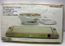Stiebel Eltron KWPi 03137 Warmhalteplatte Warmhalter Vintage Retro Rare OVP New