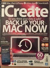 iCreate Back Up Your Mac Genius Bar Office For iPad #136 2014 FREE SHIPPING!
