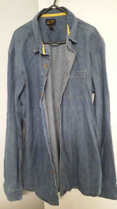 CPO Mens Thick Long Sleeve Shirt - Size: L/G
