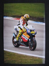Photo Repsol Honda Team RC211V 2002 #46 Valentino Rossi (ITA) Dutch TT Assen #2