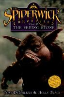 The Seeing Stone (Spiderwick Chroniques) Par Tony Diterlizzi, Houx Noir, Accepta