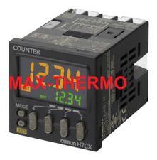 OMRON H7CX-AU-N Series Digital Counters 100-249 VOLT AC