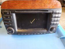 MERCEDES-BENZ W220 S430 S500 RADIO NAVIGATION GPS CONTROL UNIT A220820598980