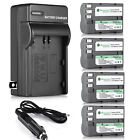 EN-EL3E Battery / Charger for Nikon D50 D70 D80 D90 D100 D200 D300S D700 Camera