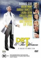 Doctor Dr. T and the Women (DVD, 2000) Farrah Fawcett, Richard Gere - REGION 4