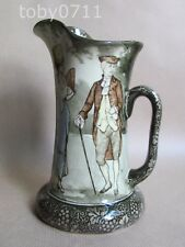 ROYAL DOULTON D2395 WEDLOCK IS A TICKLISH THING PITCHER / JUG (Ref2646)