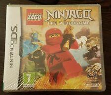 LEGO Ninjago: The Videogame (Nintendo DS, 2011) *brand new* sealed.