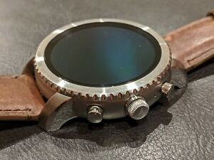 Fossil Q Explorist Gen 3 45mm Stainless Steel Smartwatch DW4A - FTW4003