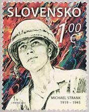 Slowakei Slovakia 2019 Michel Nr. 863 100. Geburtstag von Michael Strank