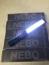NEBO 8 LED Pocket Magnetic Worklight 5618 Color Black