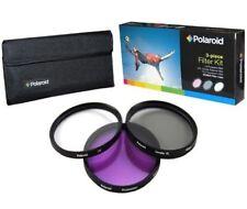 UV, CPL, FLD, Riscaldamento Polaroid Optics 58mm Set 4 PEZZI Filtro