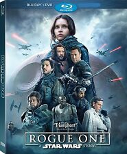 Rogue One: A Star Wars Story Blu Ray + DVD New & Sealed